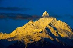 川藏线旅游自驾去梅里雪山