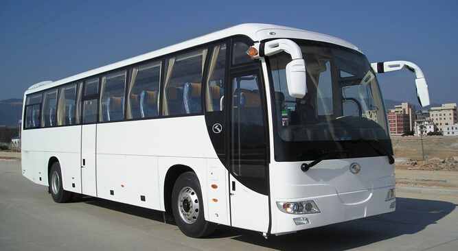 成都旅游大巴車租賃預定流程